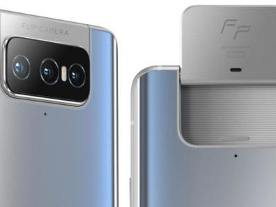 Asus Bringing Flip-Up Camera Back to its Flagship Smartphone: Report