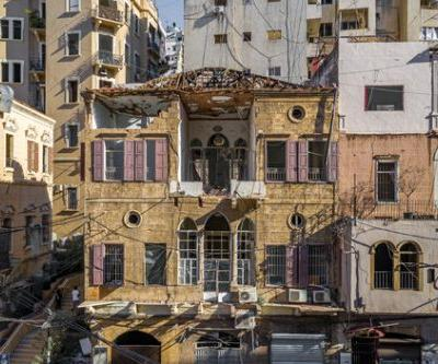 """Beirut, after the Dust Settles"" in Design and the City Podcast"