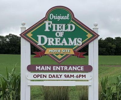Early glimpse of MLB's Field of Dreams pop-up for Yankees-White Sox game