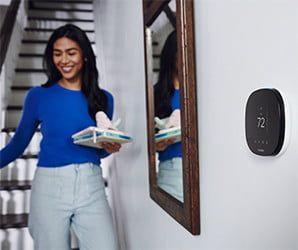 How do smart thermostats work?
