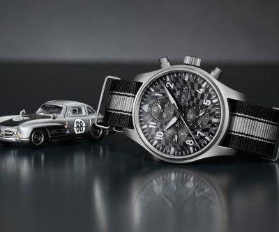 """IWC and Hot Wheels Introduce a Collaborative """"Racing Works"""" Watch and Toy Set"""