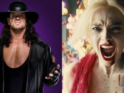 Undertaker Gives High Praise to Margot Robbie, Says She'd 'Hold Her Own' in WWE