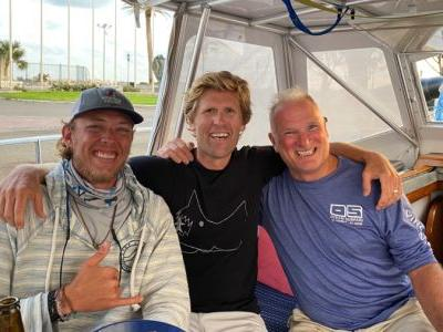 MI sailing crew with military roots prepares for Race to Mackinac