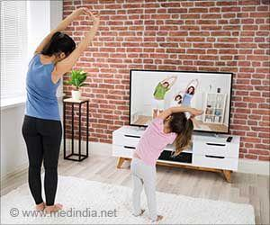 Fitness and Fun With Yoga for Children