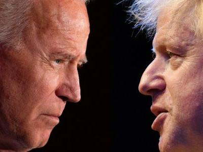 Biden issues an extraordinary rebuke to Boris Johnson for 'inflaming' tensions in Ireland and Europe over Brexit