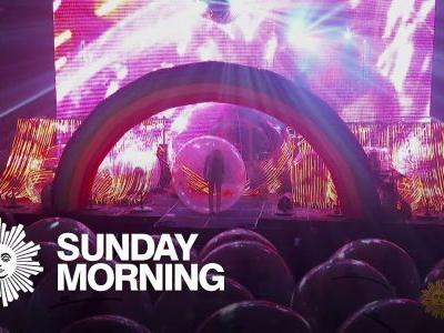 Watch The Flaming Lips Talk About Their Space Bubble Concert On CBS Sunday Morning