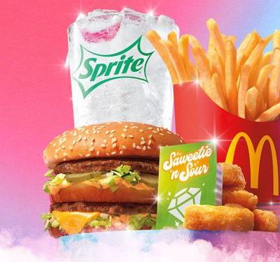 What Will Saweetie's McDonald's Meal Do to the Chicken Shortage?!