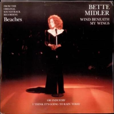 """The Number Ones: Bette Midler's """"Wind Beneath My Wings"""""""