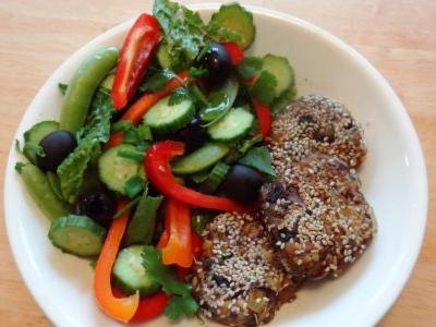 Tempeh Burgers are Vegan, Gluten-free and So Surprisingly Yummy
