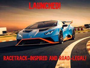 Lamborghini Huracan STO Launched In India At Rs 499 Crore