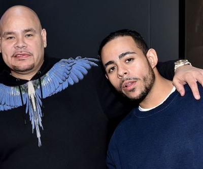 Fat Joe celebrates Father's Day at March of Dads event