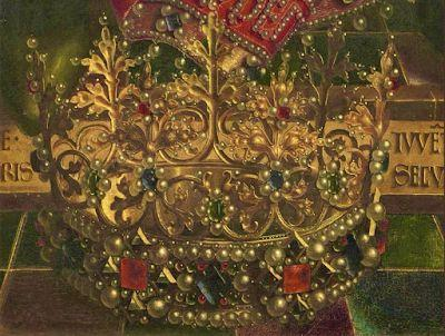 Ghent Altarpiece by the Van Eyck brothers, dedicated OTD in 1432