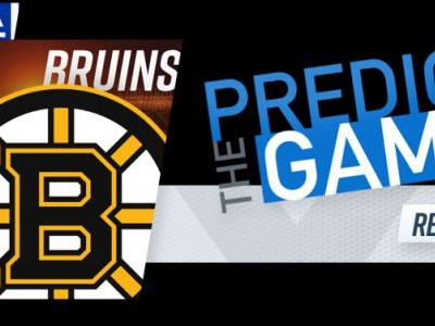 Play 'Predict The Game' During Bruins-Rangers To Win Game-Worn David Krejci Jersey