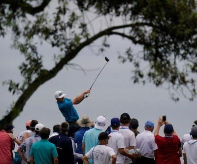 Canadian Mackenzie Hughes loses lead, unravels in U.S. Open fourth round