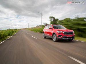 Skoda Kushaq 1-litre Petrol AT Vs 15-litre Petrol DCT Performance Fuel Efficiency And Prices Compared
