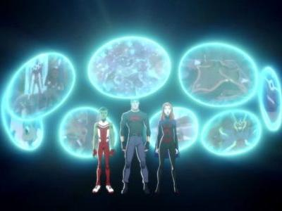 Young Justice: Phantoms Trailer: The Beloved Animated Series Returns