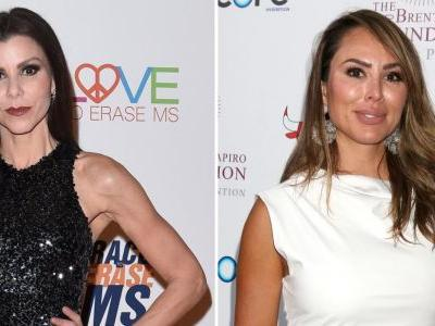 Heather Dubrow Insists She Didn't Get Kelly Dodd Fired From 'Real Housewives Of Orange County,' Claims She Doesn't 'Have That Kind Of Power'