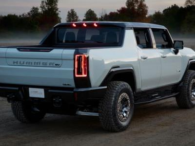 GMC Doesn't Want To Tell You Anything About Its Second Electric Pickup Truck Other Than That It Is Happening