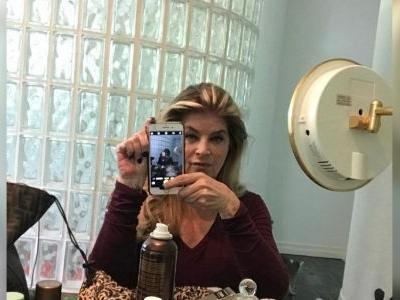 'She's Become A Virtual Hermit': Scientologist Kirstie Alley 'Has No Plans To Return To Hollywood,' Dishes Source