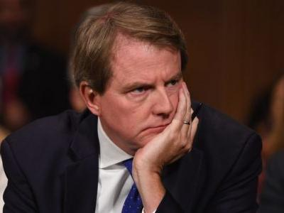 JUST IN: Trump DOJ Reportedly Subpoenaed Apple for White House Counsel Don McGahn's Data