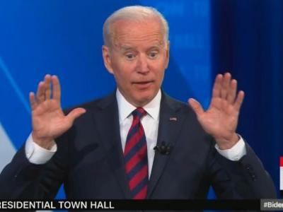 CNN Town Hall With Biden Finishes Dead Last in Total Viewers