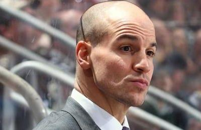 Maple Leafs hire AHL coach of the year Spencer Carbery as assistant
