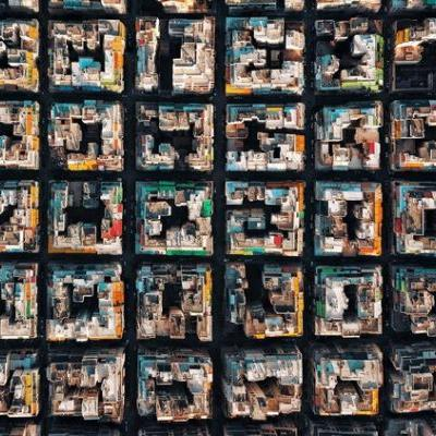 Types of Urban Blocks: Different Ways of Occupying the City