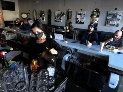 Tips And 'Service With A Smile' Rules Fuel Sex Harassment In Restaurants, Study Says