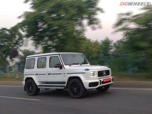 Mercedes-Benz G-Class Electric Iteration EQG To Debut In 2024
