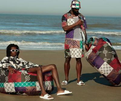 Daily Paper x Fatboy Want You to Relax in Style