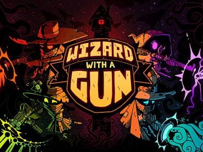 Wizard With A Gun Asks What Would Happen If You Gave a Wizard a Gun