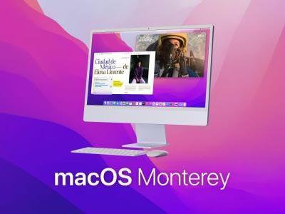 Apple releases tenth beta of macOS Monterey to developers