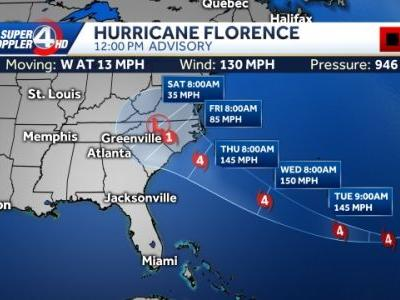Colleges in Lowcountry begin announcing closures ahead of Hurricane Florence