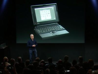 As Apple prepares to revamp the MacBook Pro, this coming week also marks the 30th anniversary of the original PowerBook