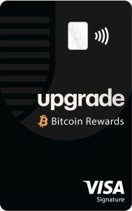 Upgrade launches a credit card with bitcoin rewards