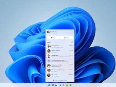 The latest Windows 11 build brings the Teams Chat app, but will you use it?