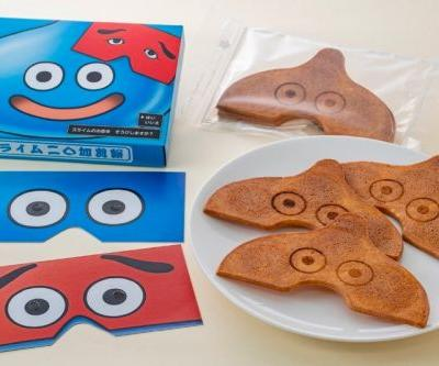 'Dragon Quest Walk' Taps 115-Year-Old Biscuit Maker for Slime Senpei Release