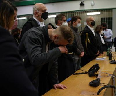 Rome jury convicts 2 Americans in slaying of police officer