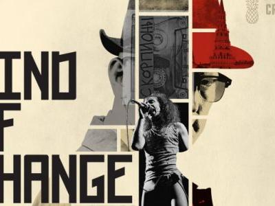 """Podcast About Whether The CIA Wrote Scorpions' """"Wind Of Change"""" Being Adapted For Hulu"""