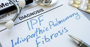 Development of exertional, resting hypoxemia common in patients with IPF