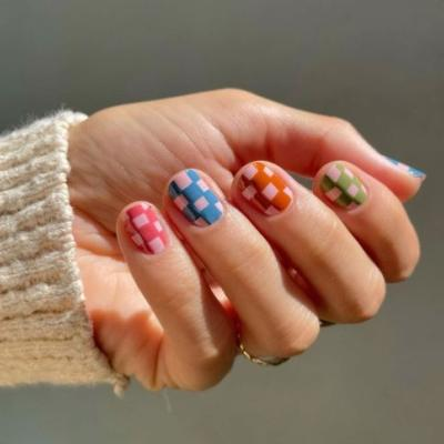 We Found the 15 Nail Wraps That Will Really Look Like an Actual Mani