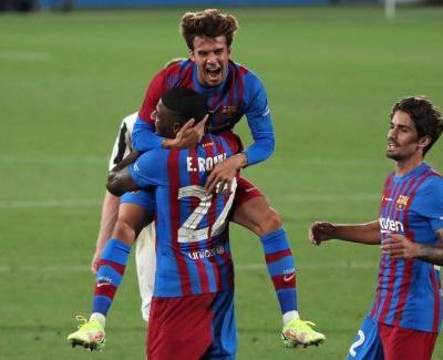 Time for Barcelona's Riqui Puig to accept the inevitable as Mourinho comes calling