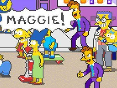 Cool Stuff: Celebrate 'The Simpsons' with the Classic Video Game Cabinet from Arcade1Up