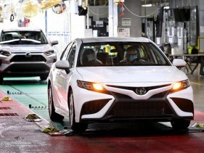 The Toyota Camry Will Never Die
