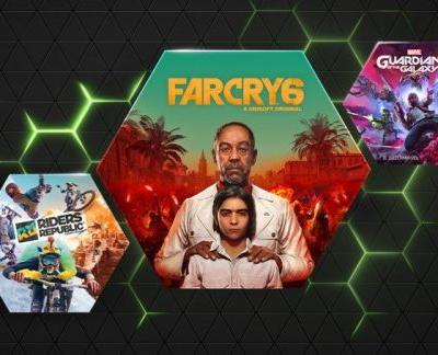 GeForce NOW games October 2021 Far Cry 6, Marvel's Guardians of the Galaxy and more