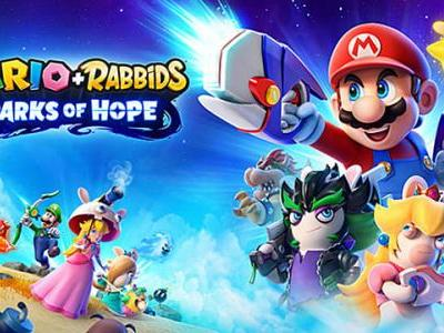 Mario + Rabbids Kingdom Battle 2 is Called Sparks of Hope