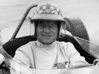 This Day In History: Formula One Driver Innes Ireland Is Born