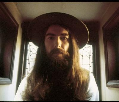 """Hear George Harrison's Unreleased """"Cosmic Empire"""" From All Things Must Pass Sessions"""