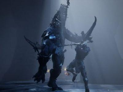 This Mortal Shell video teases the game's upcoming DLC