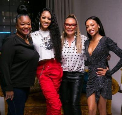 First Look: See Roxanne Shante, Lakeyah, Angie Martinez, Lil Mama and More Speak Out On 'The Real Queens of Hip-Hop'